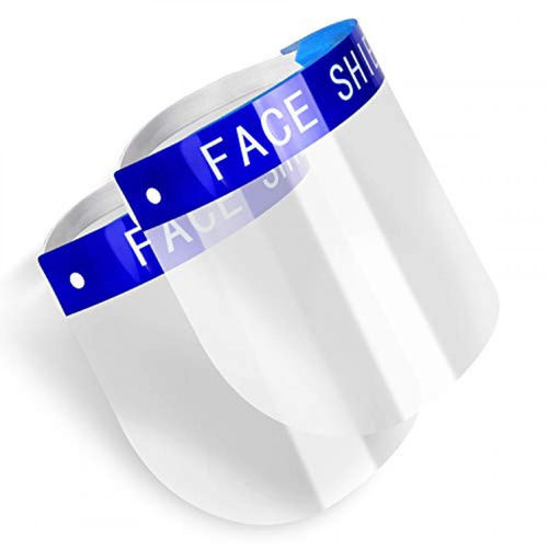 Visiera paraschizzi FACE SHIELD
